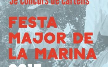 Arriba el 5è concurs de cartells de la festa major de La Marina