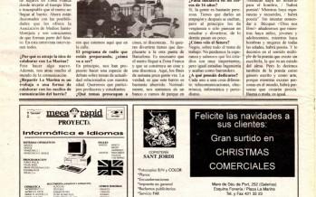 """""""Zona Franca és avorrida"""" (desembre, 1996)"""