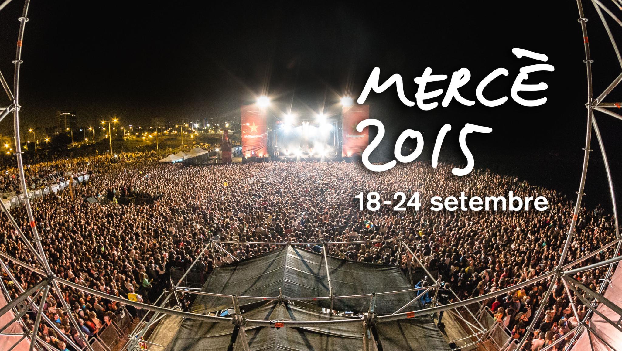 La Mercè 2015