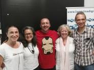 Programa 15 Junio 2016 – Ana Silvia Serrano, Cristina Morales , Martín y Rosa María