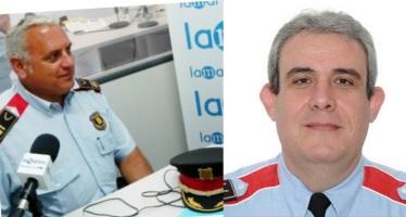 Xavier Alfaro, nou intendent dels Mossos de Sants Montjuïc