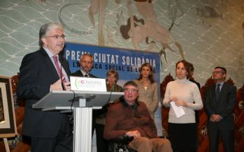 Onda Cero i El Consorci van premiar la tasca social de les fundacions GAEM i ARED