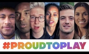 Campanya contra la homofòbia #Proudofplay