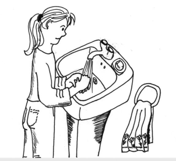Rentar-se les mans ajuda a evitar la transmissió del virus