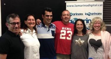 Día 18 Mayo con Miguel Garabito, Sergio Ramos, Cristina Morales, Encarna Bazán y más