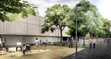 Comencen les obres del carrer Ulldecona, pel nou barri de la Marina del Prat Vermell