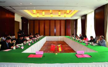 El Consorci de la Zona Franca i Xina estrenyen relacions